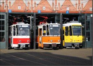 Postkarte - 40 Jahre Tatrawagen in Berlin