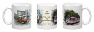 Kaffee-Becher - 50 Jahre T4D/B4D in Halle (Saale)