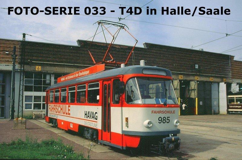 Foto-Serie - T4D in Halle (Saale)
