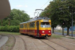 Postkarte - GT6-ER Gelenktriebwagen Lodz [Lodsch] (Polen)