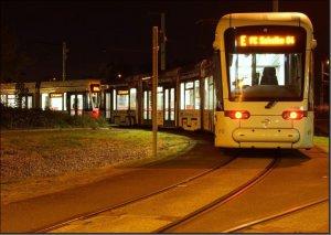 Postkarte - Bochum-Gelsenkirchen - Variobahn TW-510