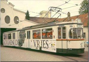 Postkarte - Augsburg - GT5 TW-535