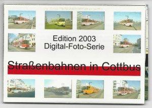 Foto-Serie - Straßenbahnen in Cottbus