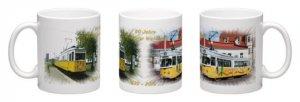 Kaffee-Becher - 90 Jahre Thüringer Waldbahn