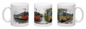 Kaffee-Becher - 125 Jahre Straßenbahn Gotha