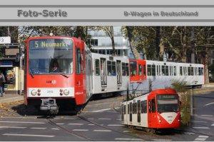 Foto-Serie - B-Wagen in Deutschland