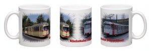 Kaffee-Becher - Rheinbahn Düsseldorf