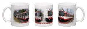 Kaffee-Becher - Duisburger Straßenbahn