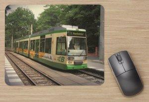 Mousepad mit Straßenbahnmotiv - MGT6D Brandenburg an der Havel