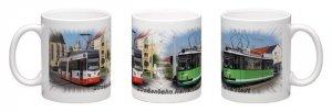 Kaffee-Becher - Straßenbahn Halberstadt