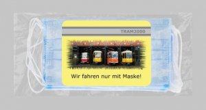 Einwegmasken - Berlin