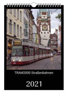 Straßenbahn-Kalender 2021