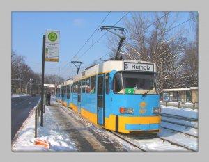Wandbild auf Leinwand - Chemnitz TW-507