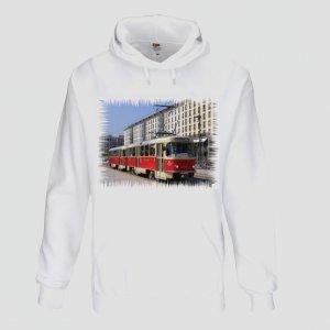 Classic Kapuzen-Sweatshirt - T4D Dresden HTW-2000