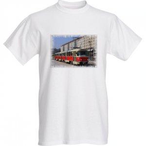 T-Shirt - T4D Dresden HTW-2000