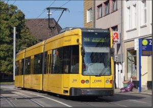 Postkarte Essen - M8D-NF 1526