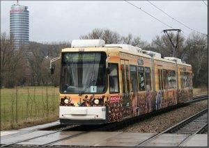 Postkarte Jena - GT6M TW-628