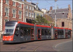 Postkarte Den Haag (Niederlande) - Avenio TW-5040