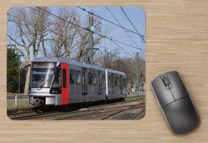Mousepad mit Straßenbahnmotiv - HF6 Gelenktriebwagen 4310